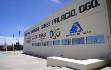 Hospital General de Gómez Palacio, Durango