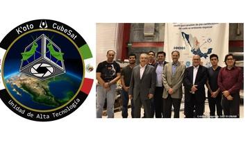 El proyecto K'OTO también cuenta con alianzas estratégicas con empresas nacionales tales como Intercovamex, Dereum Labs, Space JLTZ y el Aeroclúster de Querétaro, así como con empresas y centros de investigación de gran renombre internacional.