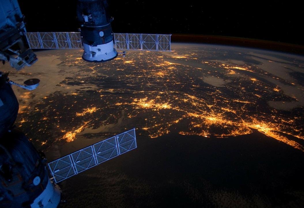 Satélites para observación de la superficie terrestre.