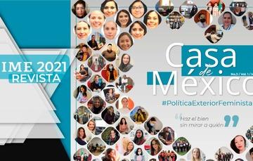 """Revista """"Casa de México"""" - Marzo 2021"""