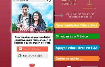 App Educativa para Personas Mexicanas en el Exterior