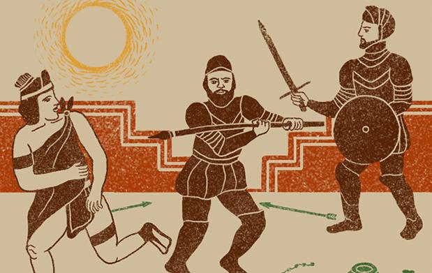 La gran victoria mexica y la noche triste del conquistador (Versión español - náhuatl de la Sierra Norte de Puebla).