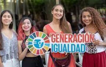 Juventudes mexicanas rumbo al Foro Generación Igualdad