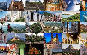 Pueblos m gicos herencia que impulsan turismo for Paginas web sobre turismo