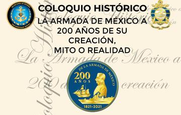 La Armada de México a 200 años de su creación