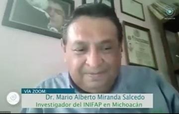 Investigador del INIFAP