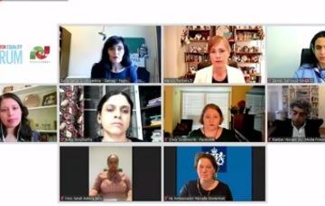 El papel de los medios de la construcción de una agenda feminista