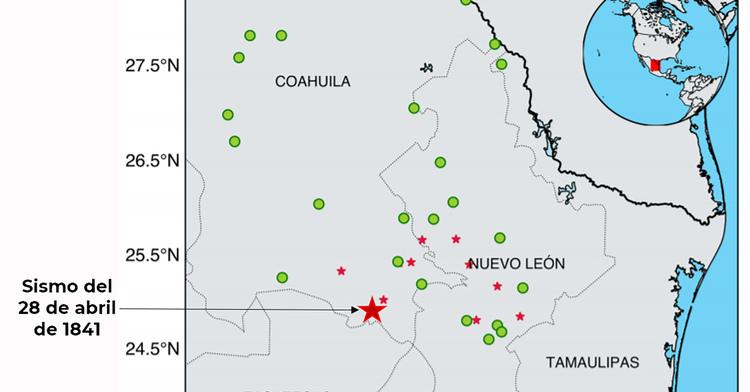 El sismo de Santa Elena