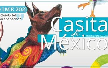 """Especial """"Casita de México"""""""