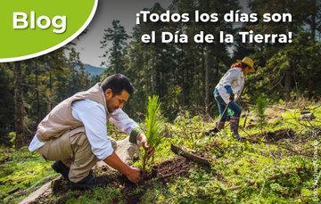 ¡Todos los días son el Día de la Tierra!