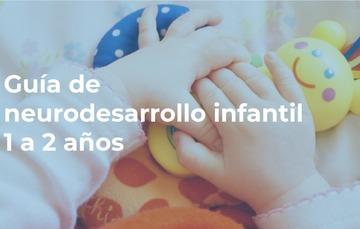 Guía práctica de neurodesarrollo infantil (1 A 2 años)