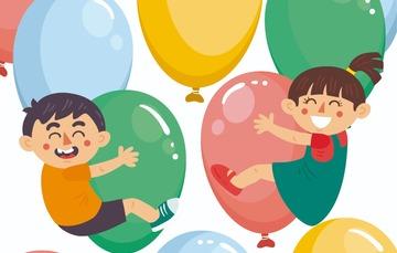 Una sana alimentación para celebrar la infancia