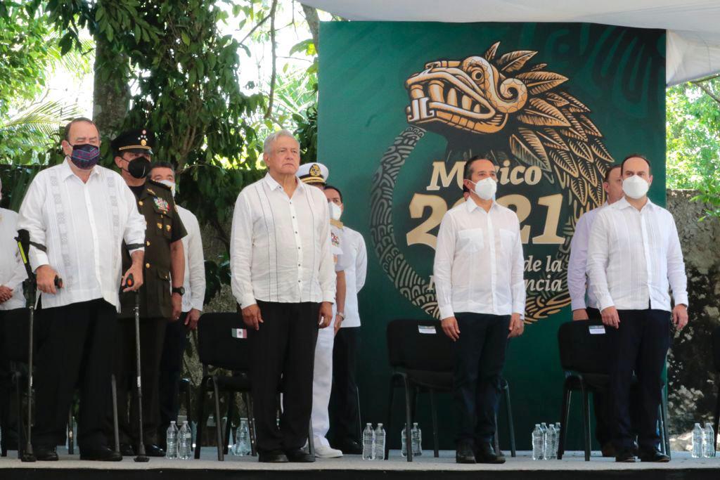 Mensaje del presidente Andrés Manuel López Obrador desde Quintana Roo