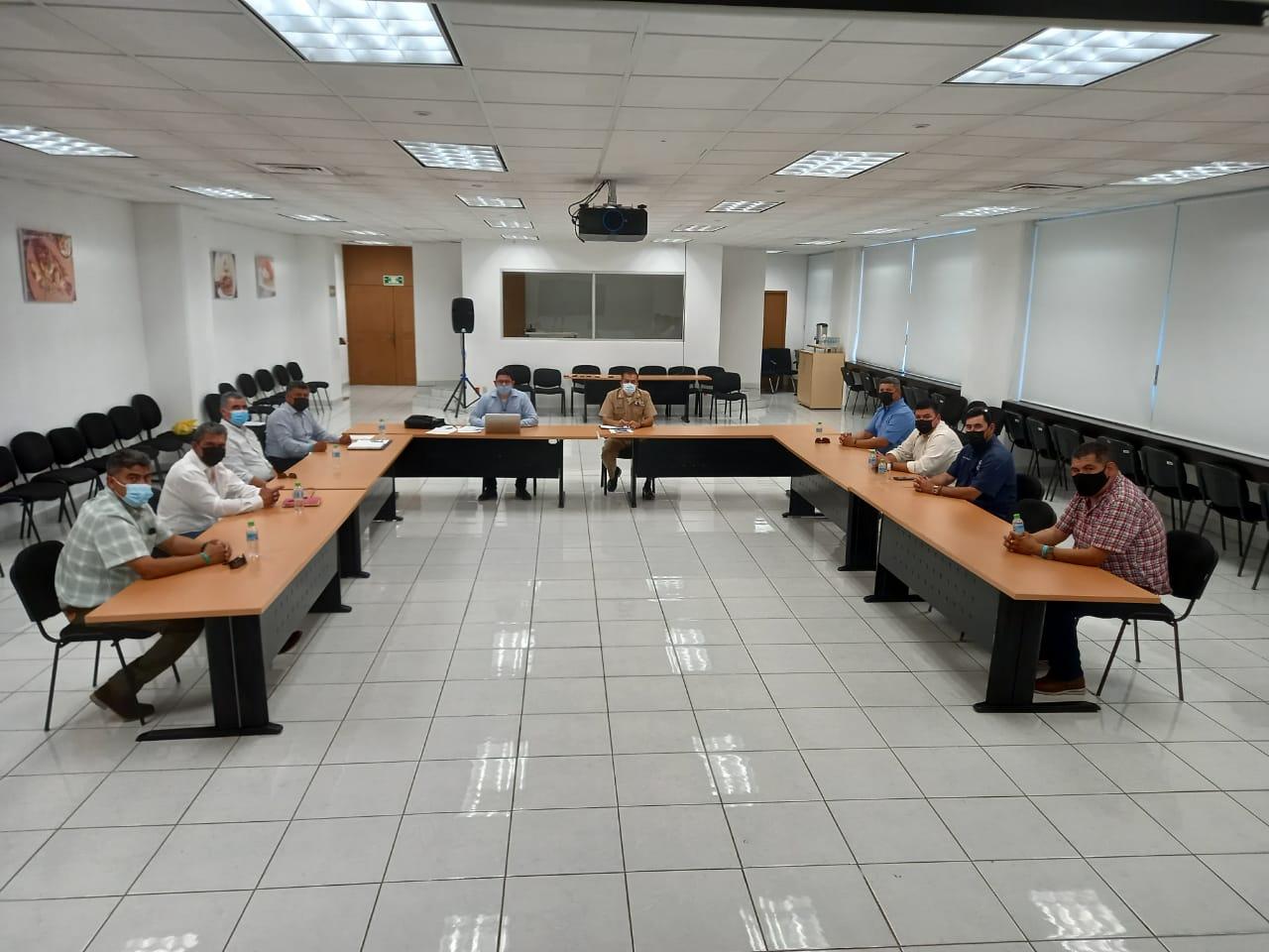 Atiende Conapesca a representantes de la Federación Regional de Sociedades Cooperativas de la Industria Pesquera de Baja California