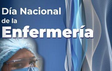 Día Nacional de la Enfermería.