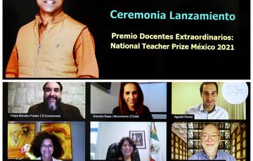 Destaca Educación esfuerzo de maestras y maestros para hacer llegar el conocimiento a sus alumnos durante la pandemia