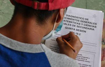 Continúa INEA con la Jornada Nacional de Aplicación de Exámenes para Educación Básica