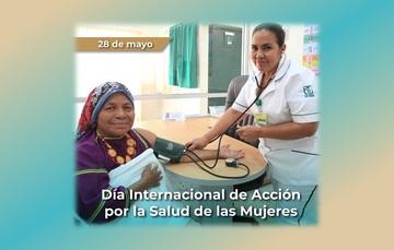 28 de mayo acción por la salud de las mujeres