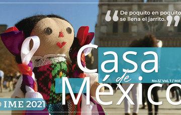 """Revista """"Casa de México"""""""