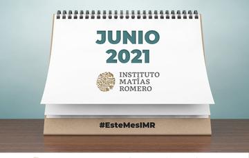 Este mes en el IMR - Junio 2021
