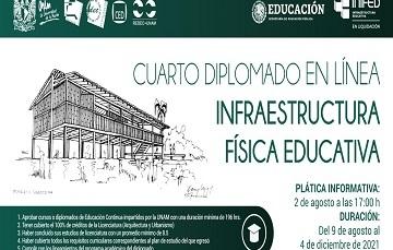 Cuarto Diplomado en Infraestructura Física Educativa