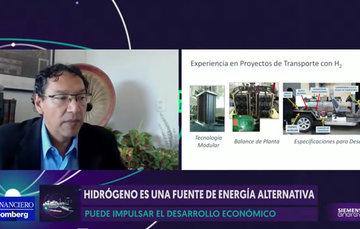 El INEEL ha desarrollado tecnología propia para producir hidrógeno verde.