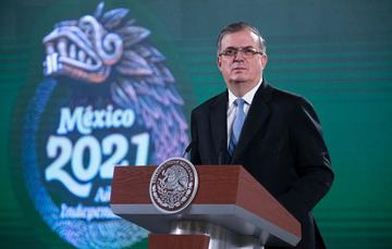 Gobierno de México presenta estrategia de vacunación en la frontera norte para acelerar reapertura de actividades