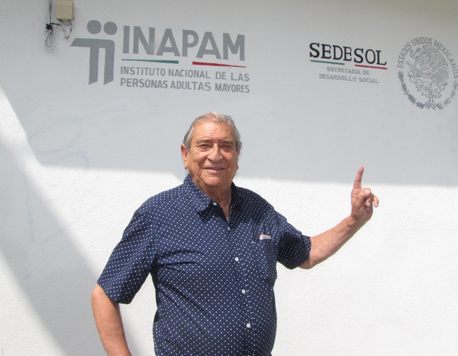 Inapam ofrece como parte de sus servicios Clubes Y Centros Culturales.
