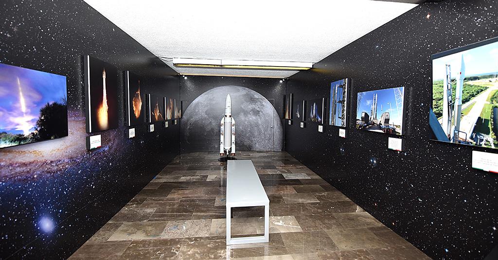 MEXSAT te lleva a un recorrido por el espacio