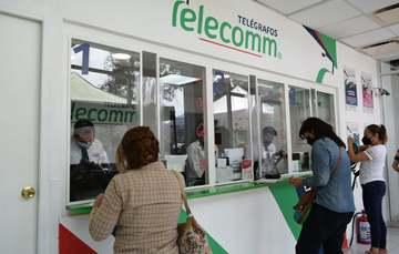 Cierre temporal de Sucursales TELECOMM  en Hermosillo Sonora