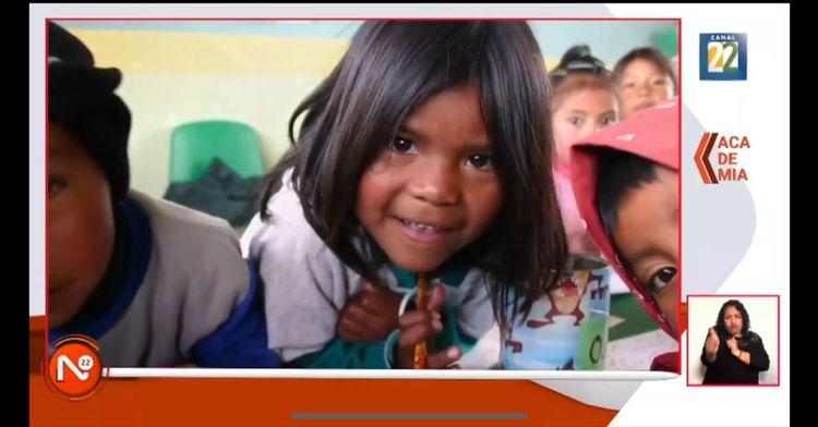 Niñas y niños atendidos por el Consejo Nacional de Fomento Educativo.