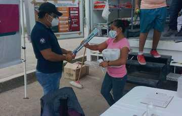 Participa Diconsa en Jornadas de Salud y Servicios en Querétaro