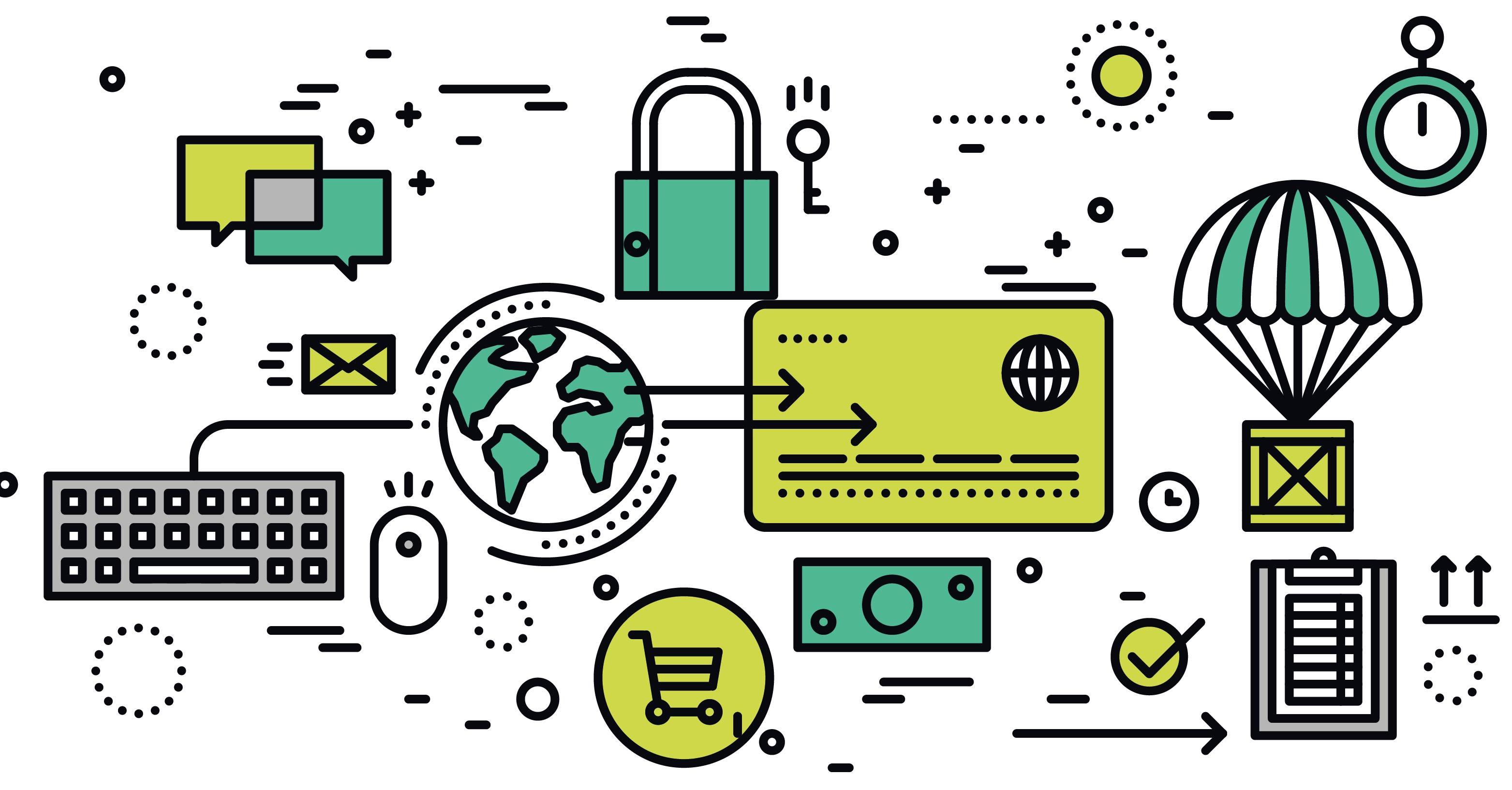 Seguridad al pagar con tarjetas de débito y crédito