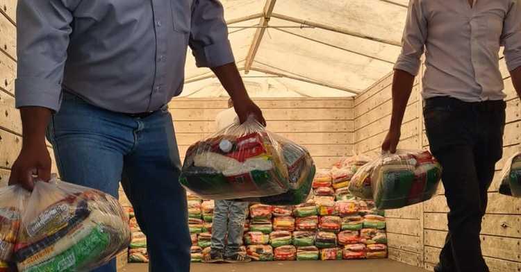 Arma Segalmex-Diconsa 60 mil despensas para familias vulnerables de Morelia