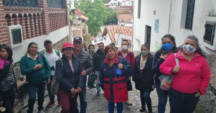 Salida especial para trabajadores de TELECOMM y sus familias