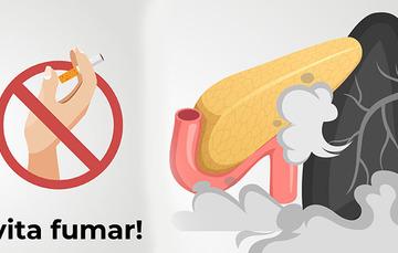 Efectos del tabaquismo.