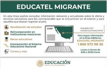 EDUCATEL Migrantes