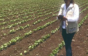 Celebrando el día de aquellos que trabajan para el campo mexicano