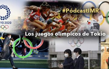 """Pódcast """"Los juegos olímpicos de Tokio"""""""