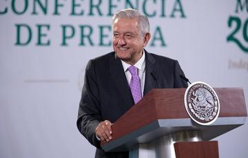 Conferencia de prensa del presidente Andrés Manuel López Obrador del 22 de julio de 2021