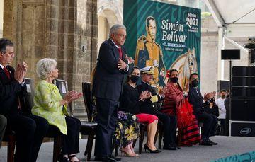 Simón Bolívar, El Libertador. Natalicio, 238 Años