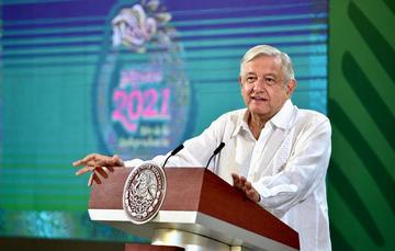 Conferencia de prensa del presidente Andrés Manuel López Obrador