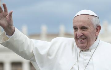 Del 12 al 17 de Febrero el Papa Francisco visitará México