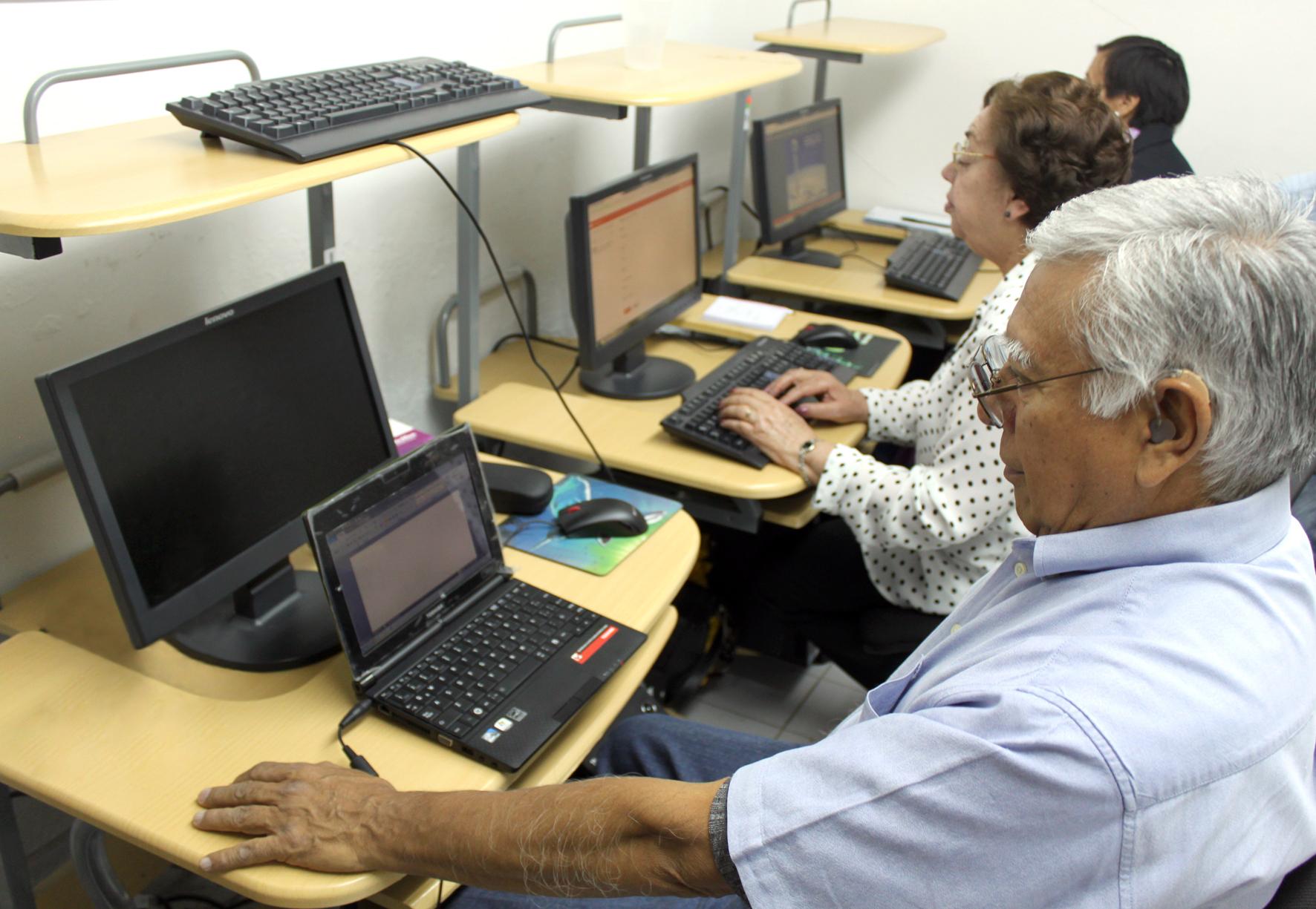Oportunidades laborales para los adultos mayores