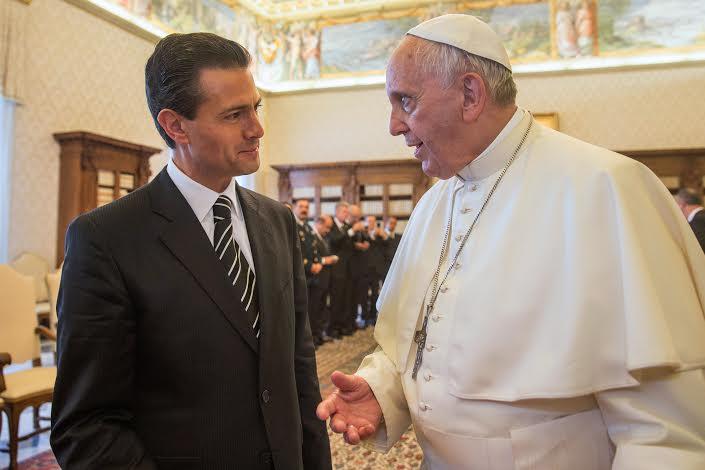 La visita del Papa Francisco a México será la séptima visita de un Papa al  país. Juan Pablo II realizó cinco visitas a México y Benedicto XVI llevó a  cabo ... 78ab0472911