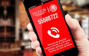 Tel fono del consumidor procuradur a federal del for Telefono oficina del consumidor
