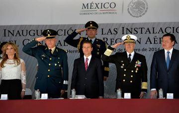 101 Aniversario del Día de la Fuerza Aérea Mexicana