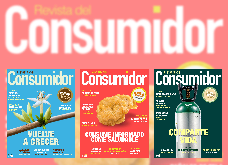 La Revista del Consumidor lleva más de cuatro décadas refrendando un compromiso con los consumidores