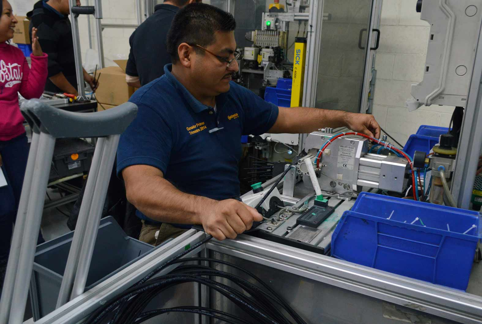 CONADIS, opera el Programa Nacional de Trabajo y Empleo para las Personas con Discapacidad 2014-2018