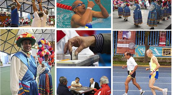 Los Juegos Nacionales, Deportivos y Culturales del Inapam